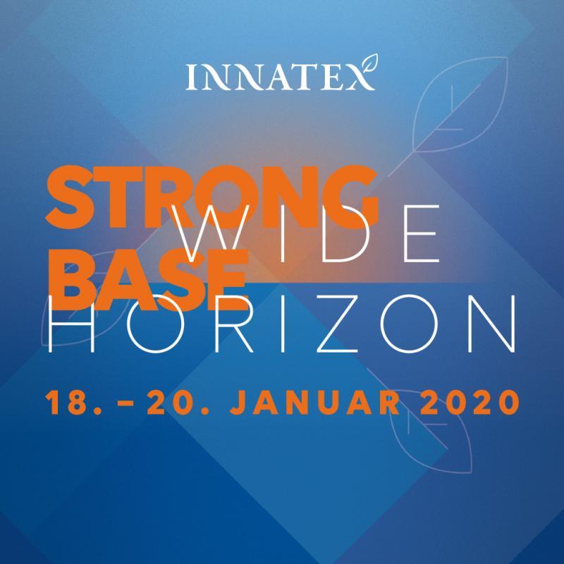INNATEX Internationale Fachmesse für nachhaltige Textilien