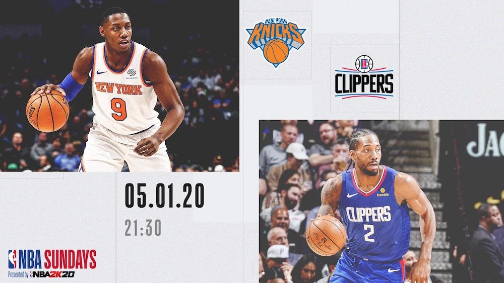 Los Angeles Clippers vs. New York Knicks