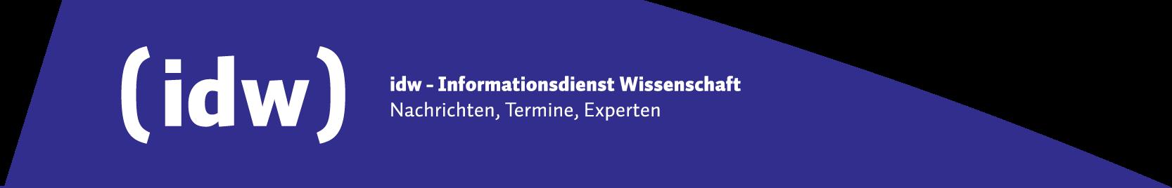 Grafik: idw-Logo