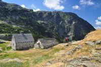 Berghütte, Alpe Scaredi - ValGrande © Roberto Maggioni