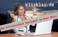 KLICKLAC.DE - eine leichte, schnelle und effektive Methode, mit seinem Wissen Geld zu verdienen