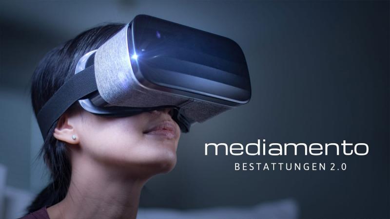 """Das Bestattungs-Startup Mediamento lässt Verstorbene virtuell wieder """"auferstehen"""""""