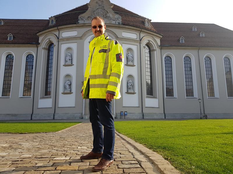 Olaf Jastrob, Experte für Besuchersicherheit, Veranstaltungssicherheit, Arbeitssicherheit u. Hygiene