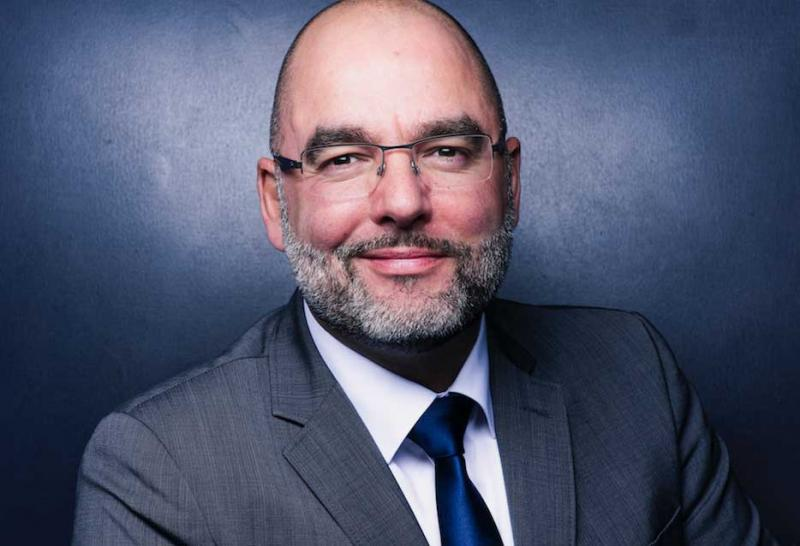 Claus Schaffer, innen- und rechtspolitischer Sprecher der AfD-Fraktion im Kieler Landtag