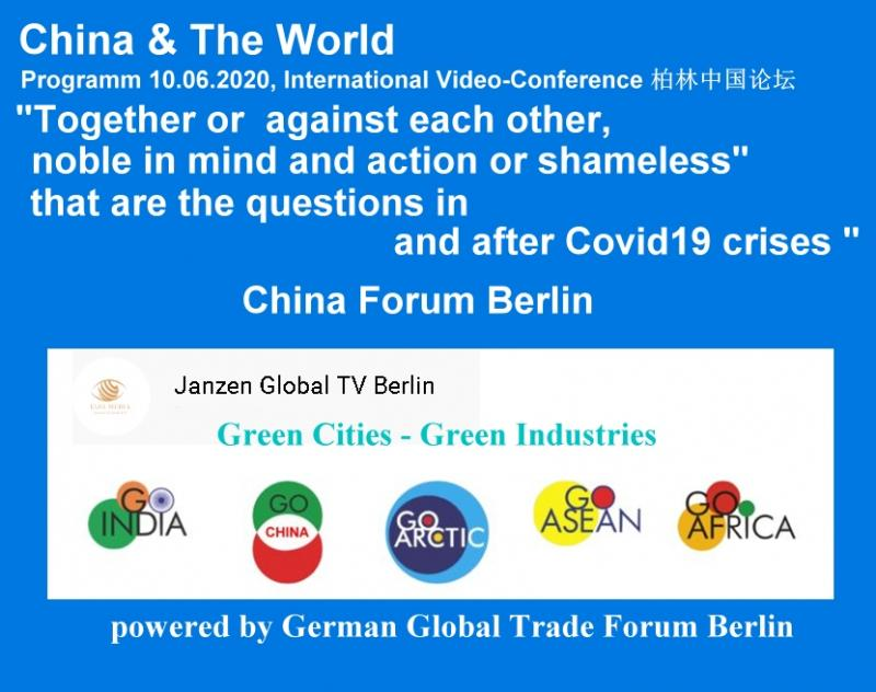 China & The World Conference