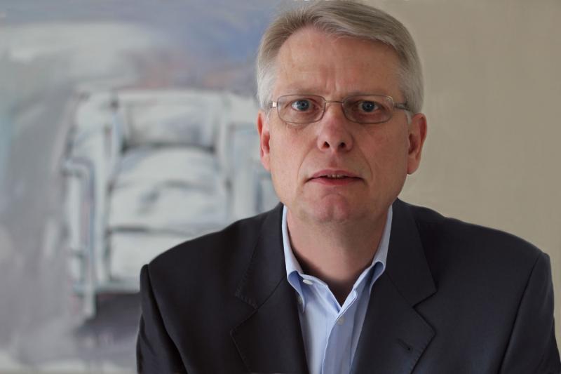 Interim-Manager Peter Vennebusch