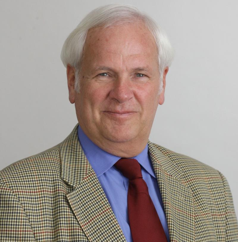 Peter Rudolph, CGB-Landesvorsitzender