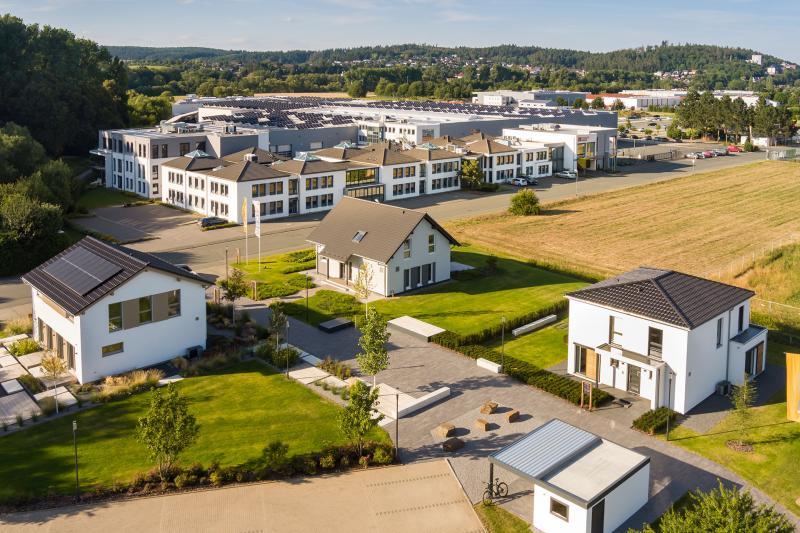 FingerHaus-Stammsitz in Frankenberg (Eder)