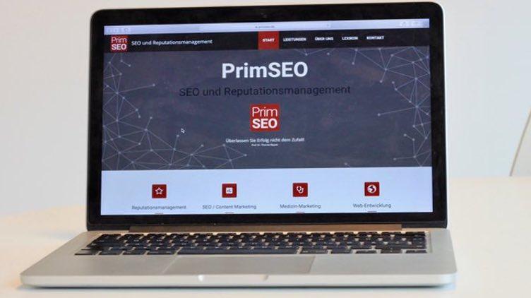 Hochwertiger Content auf der Webseite ist ein wichtiger Bestandteil für Local SEO in Hamm.