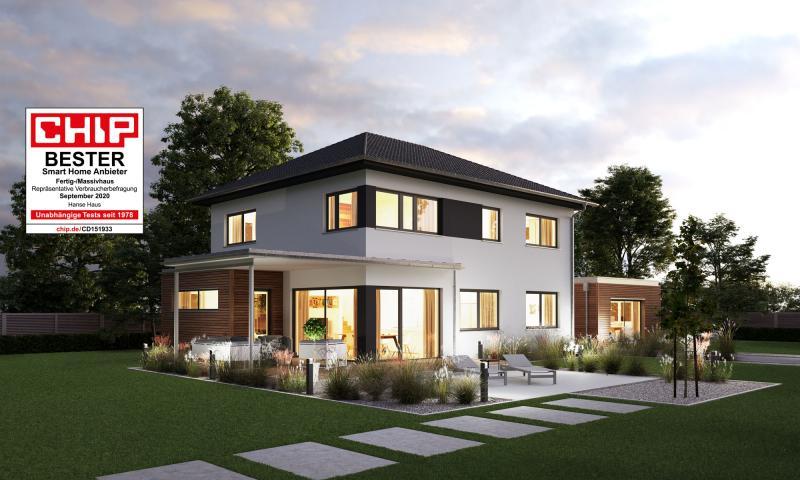 CHIP zeichnet Hanse Haus als besten Smart Home-Anbieter aus