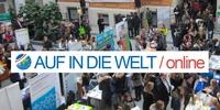 Schüleraustausch und Gap Year: Messe AUF IN DIE WELT / online (Bild: Stiftung Völkerverständigung)
