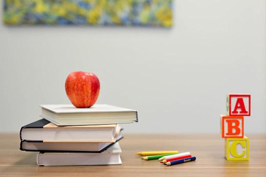 Schulbildung der Kinder als Basis für den Start